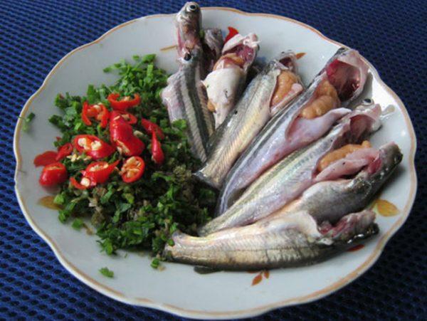 hướng dẫn nấu món canh chua cá chốt