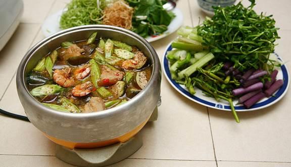 món ăn ngon phải thử khi đến Long Xuyên