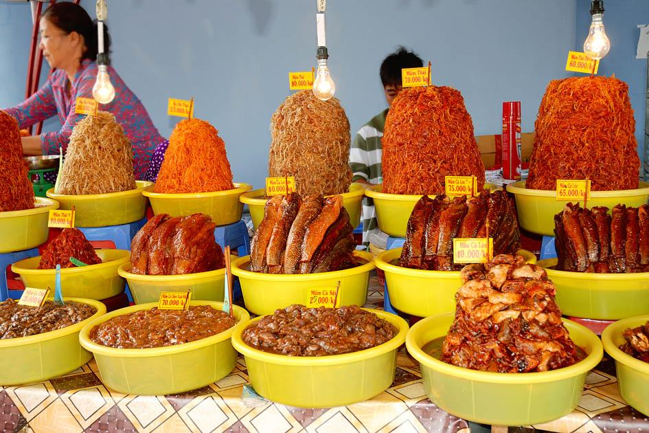 Du lịch Châu Đốc, Ăn gi khi đến Châu Đốc